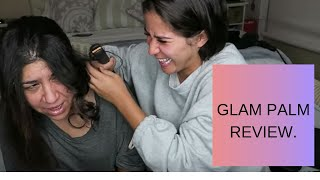 GLAM PALM REVIEW