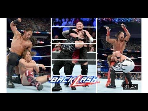 WWE RAW Backlash 6th May Full Highlights || WWE RAW 07/05/2018 Full Highlights..Monday Night Raw