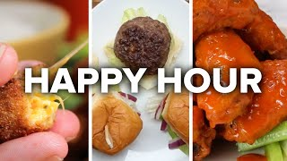 9 Simple Happy Hour Appetizers by Tasty