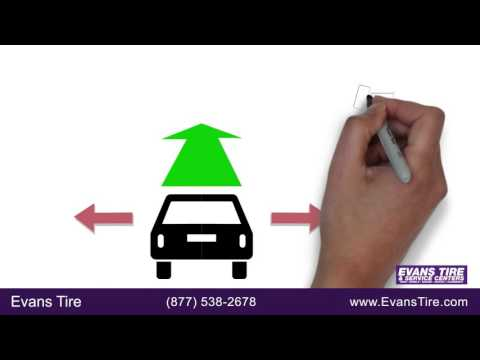 Evans Tire & Service Centers - How To Know When Your Car Needs an Alignment
