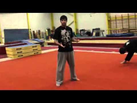 kick the moon tutorial (видео)