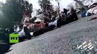 Ataque terrorista contra un desfile militar en Irán ha dejado varios soldados muertos y heridos