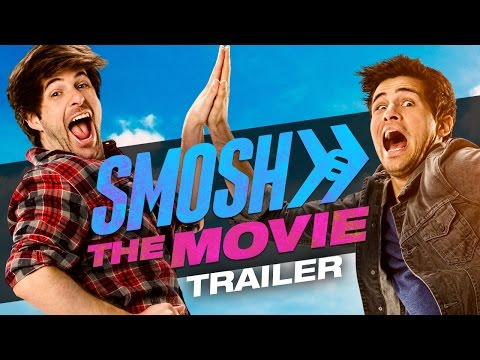 Smosh: The Movie (Trailer)