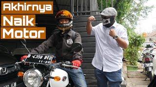 Video AMBIL MOTOR HADIAH. JATUH GAK YA? | VLOG #92 MP3, 3GP, MP4, WEBM, AVI, FLV Mei 2019