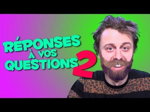 NORMAN RÉPOND À VOS QUESTIONS 2 !
