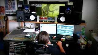 Video 03 Nahrávání EP Na rovinu - Sezi (Na srdci)