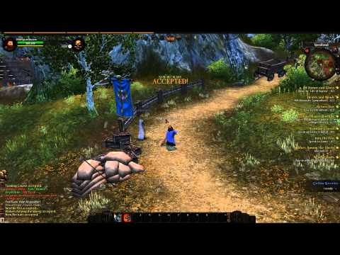 Let's Play Warhammer Online: Age of Reckoning #2