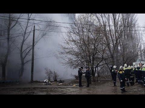 Ρωσία: Έκρηξη σε κατοικίες στο Βόλγκογκραντ