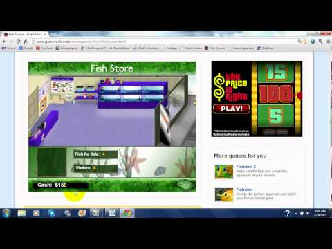 Fish Tycoon Mods Mobile Phone Portal