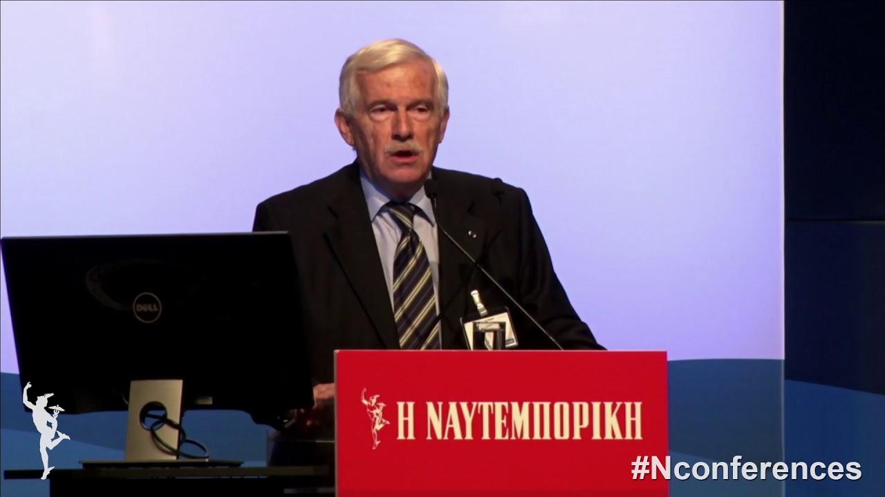 Πάνος Λασκαρίδης, Πρόεδρος, European Community Shipowners' Associations (ECSA)