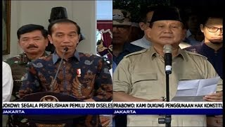 Video Himbauan Jokowi dan Prabowo Subianto Terkait Aksi 22 Mei - LIM 22/05 MP3, 3GP, MP4, WEBM, AVI, FLV Mei 2019
