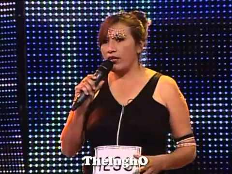 Una Marisol Multifacetica y Algo Confundida - Casting [17/10/12] (видео)