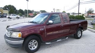 SOLD 1999 Ford F-150 XLT SuperCab Meticulous Motors Inc Florida For Sale