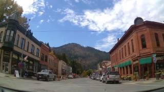 Wallace (ID) United States  city photo : Dashcam: Historic Wallace, Idaho