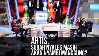 Video Mata Najwa Part 6 - Mendadak Caleg: Artis, Sudah Nyaleg Masih Akan Nyambi Manggung? MP3, 3GP, MP4, WEBM, AVI, FLV Oktober 2018