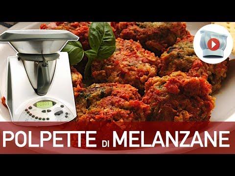 video ricetta: bimby - polpette di melanzane sfiziose