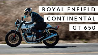 Royal Enfield Continental GT 650 (2019) first impressions review  | BikeSocial