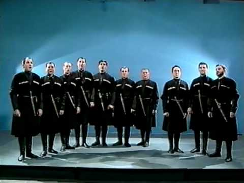 Georgian Polyphonic Singing