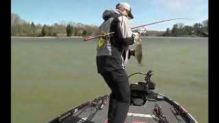 Kevin VanDam 2019 Bassmaster Classic day 1 highlights