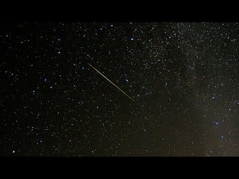 The Perseid Meteor Shower 2018 explained