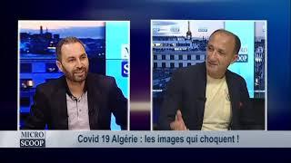 Covid 19 Algérie: Les images qui choquent !