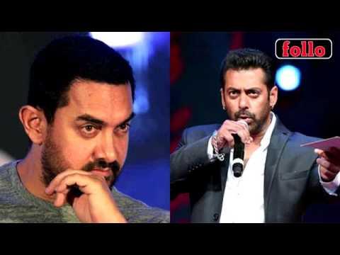 No Rift Between Me And Aamir: Salman Khan