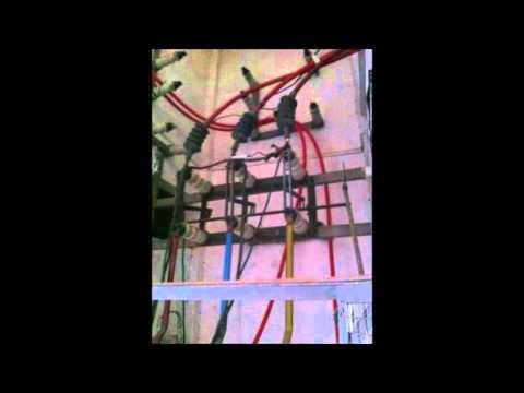 Çağlayan Elektrikj Kartal trafo binasında OG XLPE kablo YG Çalışması