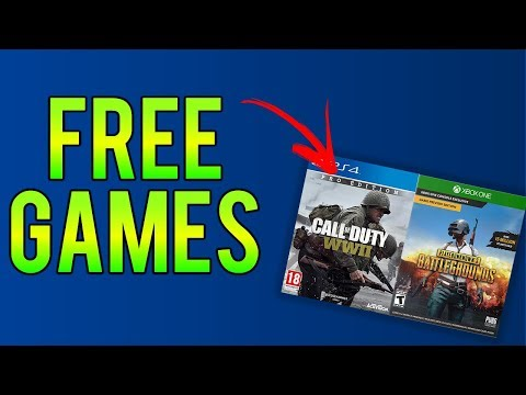 Video How To GET FREE STEAM GAMES In 2018 | 5 Easiest Ways to Get Free PS4 Games (WORKING) download in MP3, 3GP, MP4, WEBM, AVI, FLV January 2017