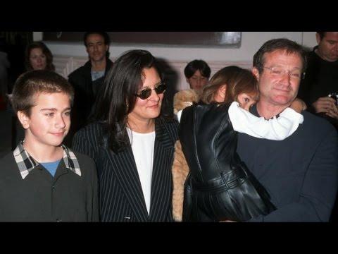 Robin Williams%2C the Family Man