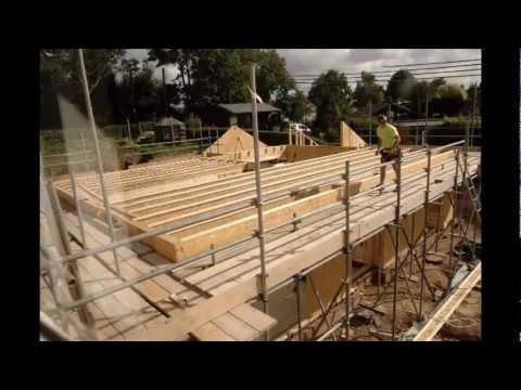 SIPS@Clays – Passivhaus at Lavenham ECO House Kingspan TEK Advanced Timber Frame
