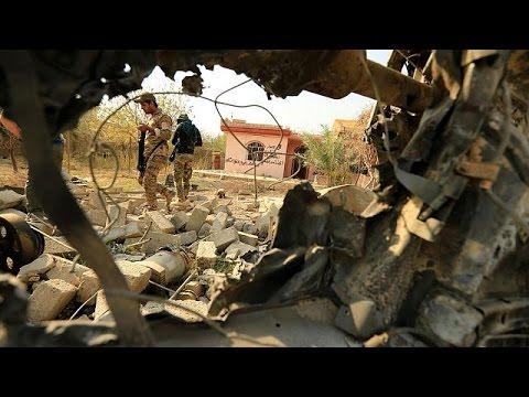 Ιράκ: Τακτική «καμένης γης» ακολουθούν οι τζιχαντιστές του ΙΚΙΛ –