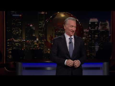 Monologue: Private Parts and Public Hearings   Real Time with Bill Maher (HBO)