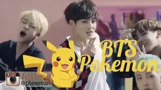 BTS dance lagu Pokemon Dangdut