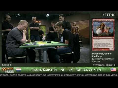 the pro - Webcast archive. Video begins 7 minutes and 45 seconds in. For full coverage from PT Theros please see: http://www.wizards.com/Magic/Magazine/Article.aspx?x=...