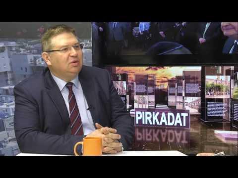 PIRKADAT: Dr. Bajkai István