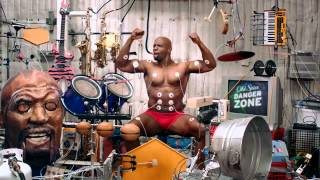 Terry Crews Old Spice Commercial Old Spice Terry Crews Old Spice Commercial Terry Crews Muscle Music