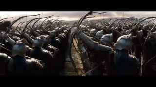 The Hobbit: The Battle of the Five Armies - Teaser Trailer - Official Warner Bros. UK - YouTube