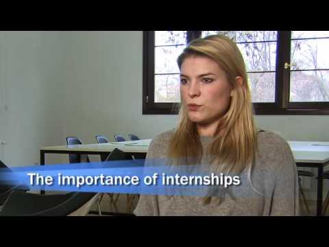 IE University Students - Valerie's Internships