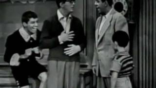 Dean Martin And Jerry Lewis - Colgate Comedy Hour  Kitty Kalen Stars  - Part 3