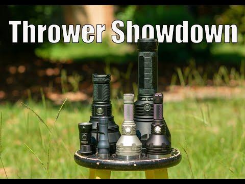 Thrower Showdown