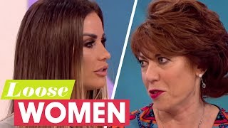 Subscribe now for more! http://bit.ly/1VGTPwA Author Kathy Lette recently revealed that she once considered hiring a prostitute for her autistic son so he could experience a sexual relationship. As she talks about the thought process behind her decision, Katie Price shares that she has also considered how her son Harvey might be able to find romance in the future. From series 21, broadcast on 12/07/2017Like, follow and subscribe to Loose Women!Website: http://bit.ly/1EDGFp5YouTube: http://bit.ly/1C7hxMyFacebook: http://on.fb.me/1KXmWdcTwitter: http://bit.ly/1Bxfxtshttp://www.itv.comhttp://www.stv.tv