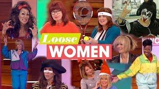 The Loose Women's Best Fancy Dress Compilation 2015 | Loose Women