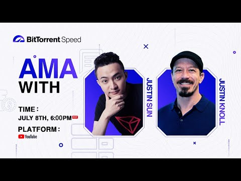 BitTorrent Speed Official Launch Live AMA