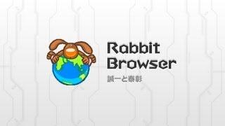 Rabbit Browser Web Browser YouTube video