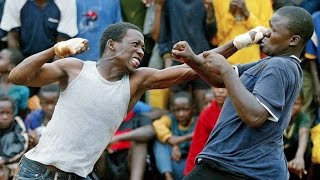 A hilarious entertaining boxing sports by Venda People of South Africa. Watch. Web http://www.ebdailynews.co.za/