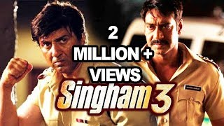 Nonton 21 Interesting Facts   Singham 3  2018    Ajay Devgn   Sunny Deol  Rohit Shetty Film Subtitle Indonesia Streaming Movie Download