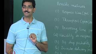 Mod-01 Lec-04 Case Study: Selection Of Techniques And Metrics
