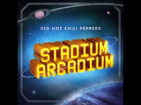 Red Hot Chili Peppers - Wet Sand (Album Version)