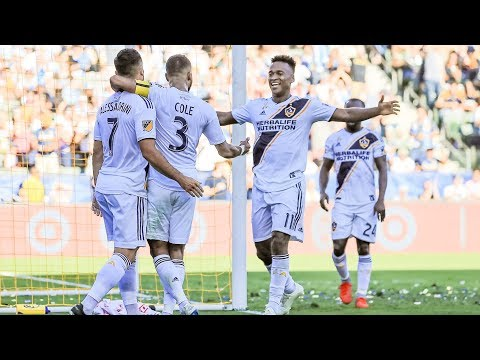 Video: GOAL: Ola Kamara taps one in against Seattle Sounders FC
