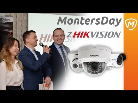 MontersDay z Hikvision